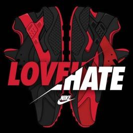 Nike Air Huarache Love and Hate