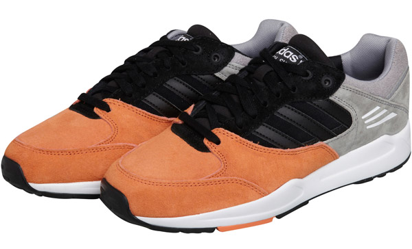 ADIDAS RUNNING TECH SUPER FEMME ORANGE
