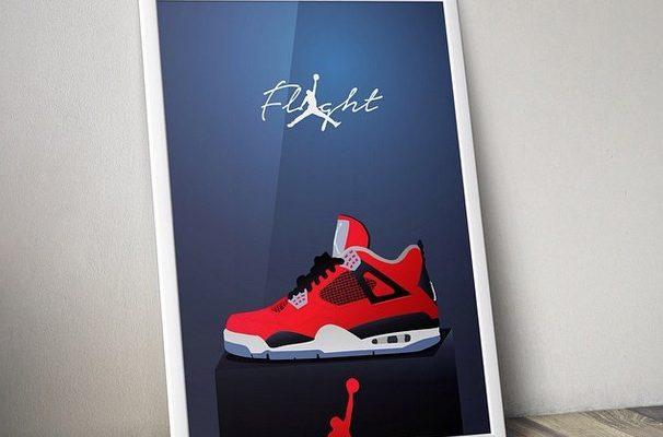 Sneak Art illustration Sneakers