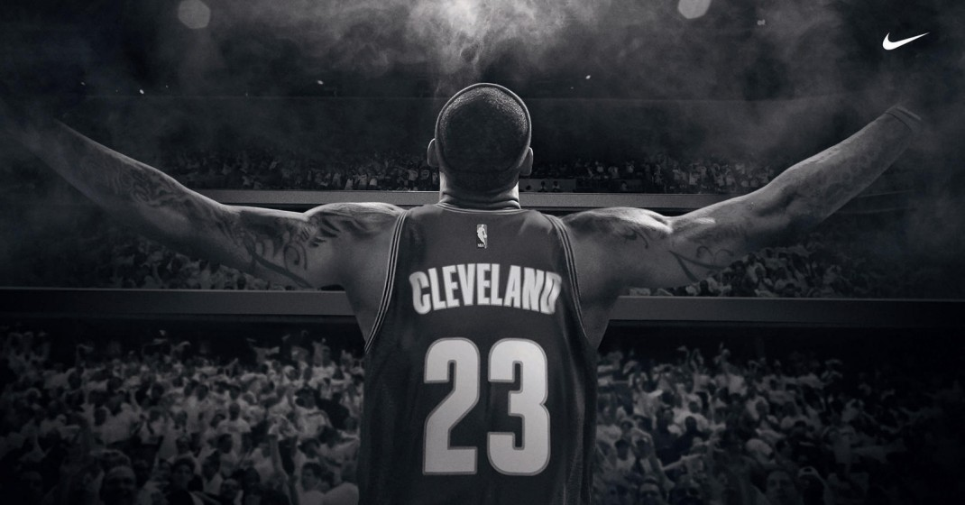LeBron James - Nike Together
