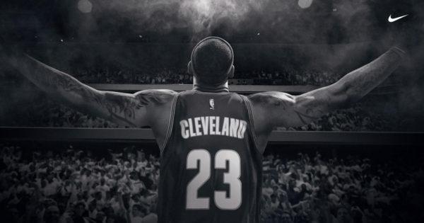LeBron James - Nike Together