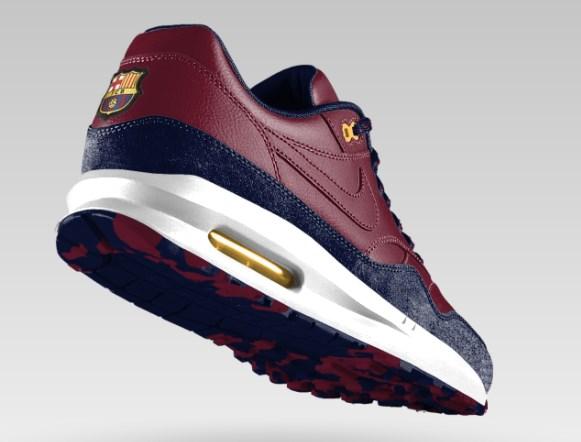 Nike Air Max 1 ID FC Barcelona | WAVE®