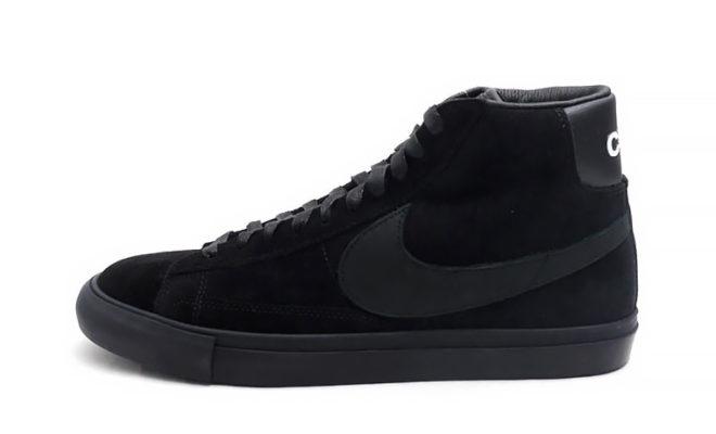 Nike Blazer High Premium X Comme Des Garçons