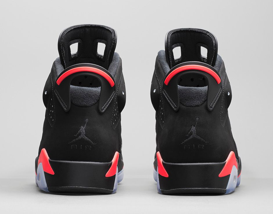 Air Jordan 6 Black Infrared 2014 940x654
