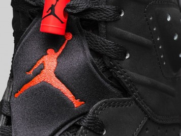 Air Jordan 6 black-infrared 940x981