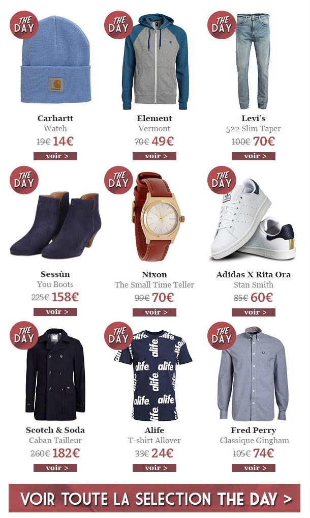 Black Friday Citadium