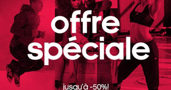 Promotion Adidas Black Friday