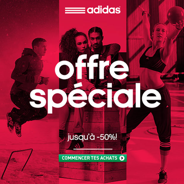 Promotion Adidas Black Friday