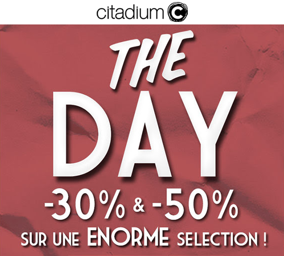 Citadium Promotion Black Friday