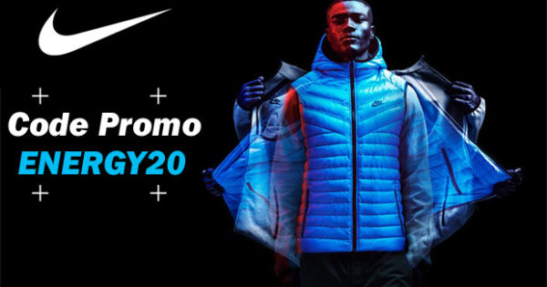 Code Promo Nike Novembre 2014 ENERGY20