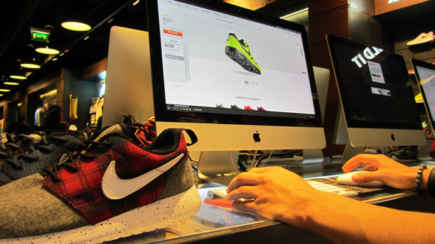 Creation NikeiD Basket