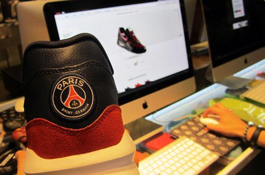 Details Nike Air Max 1 PSG