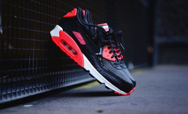 Nike Air Max 90 Croc Infrared2015