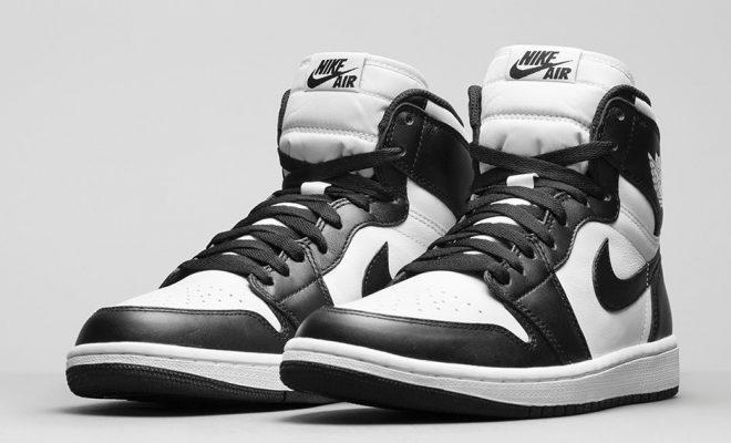 Air Jordan 1 Retro High « Black/White »