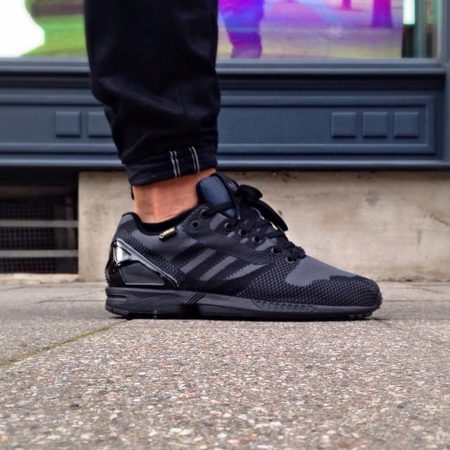 Adidas ZX Flux Weave OG Gore Tex noir