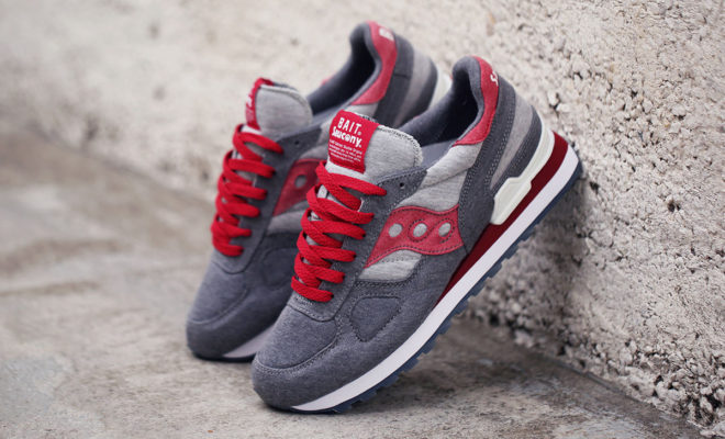 BAIT x Saucony Shadow Original CruelWorld 4 Midnight Mission