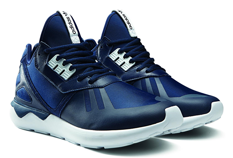 Chaussure Adidas Tubular Navy