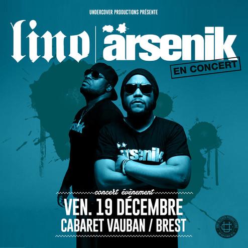Lino Arsenik Concert