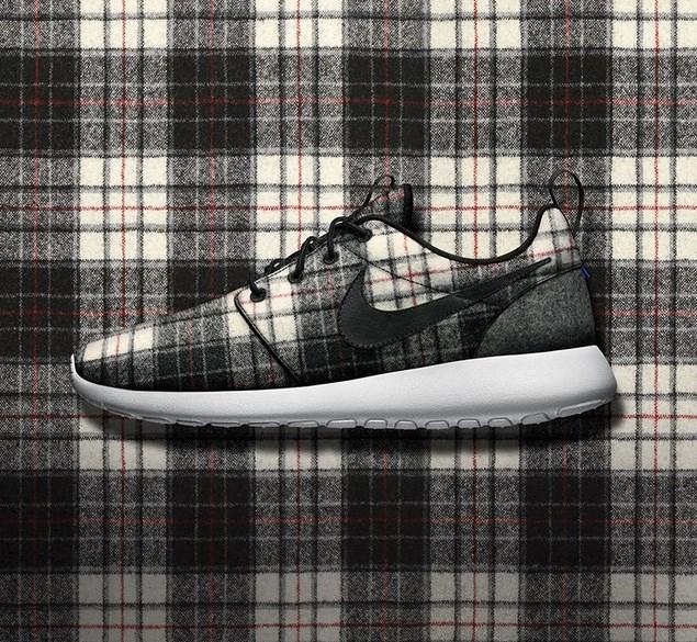 Nike Roshe Run Id Pendleton