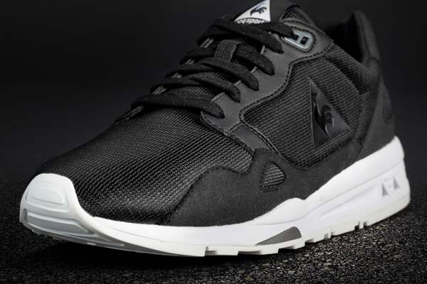 Photo LCS R900 noir - Le Coq Sportif