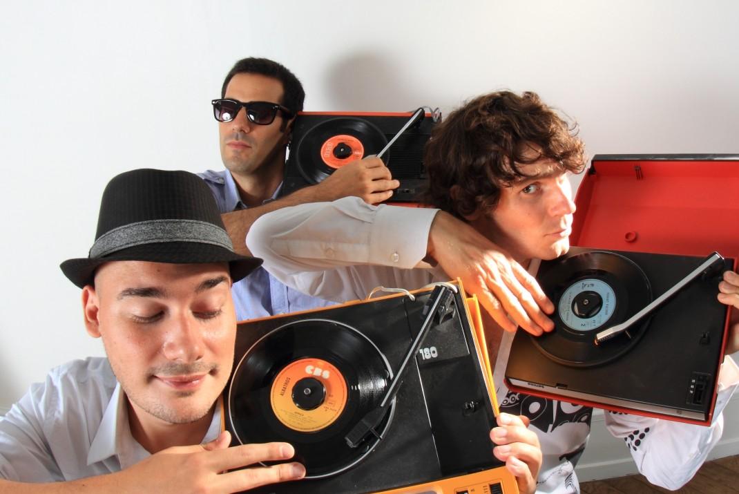 Scratch Bandits Crew - Big Pimpin' Remix