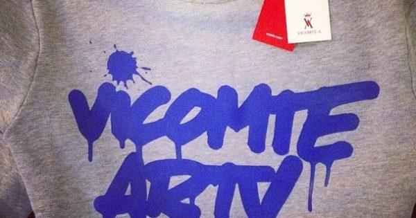 Sweat Vicomte A Nasty