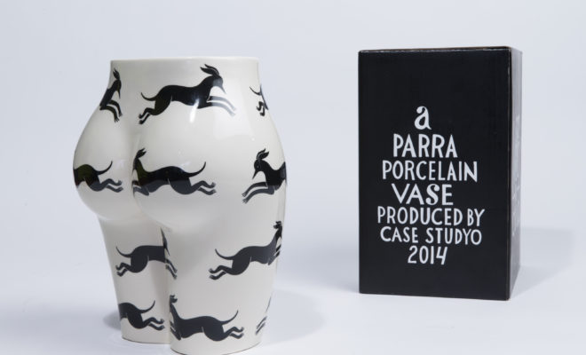 Vase Parra Case Studyo Running in Circles