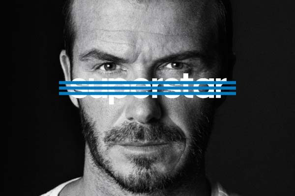 Adidas Superstar David Beckham