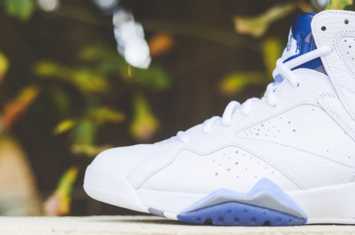"Air Jordan VII 7 Remastered ""French Blue"""