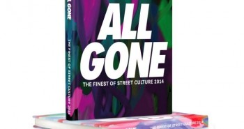 All Gone Book 2014