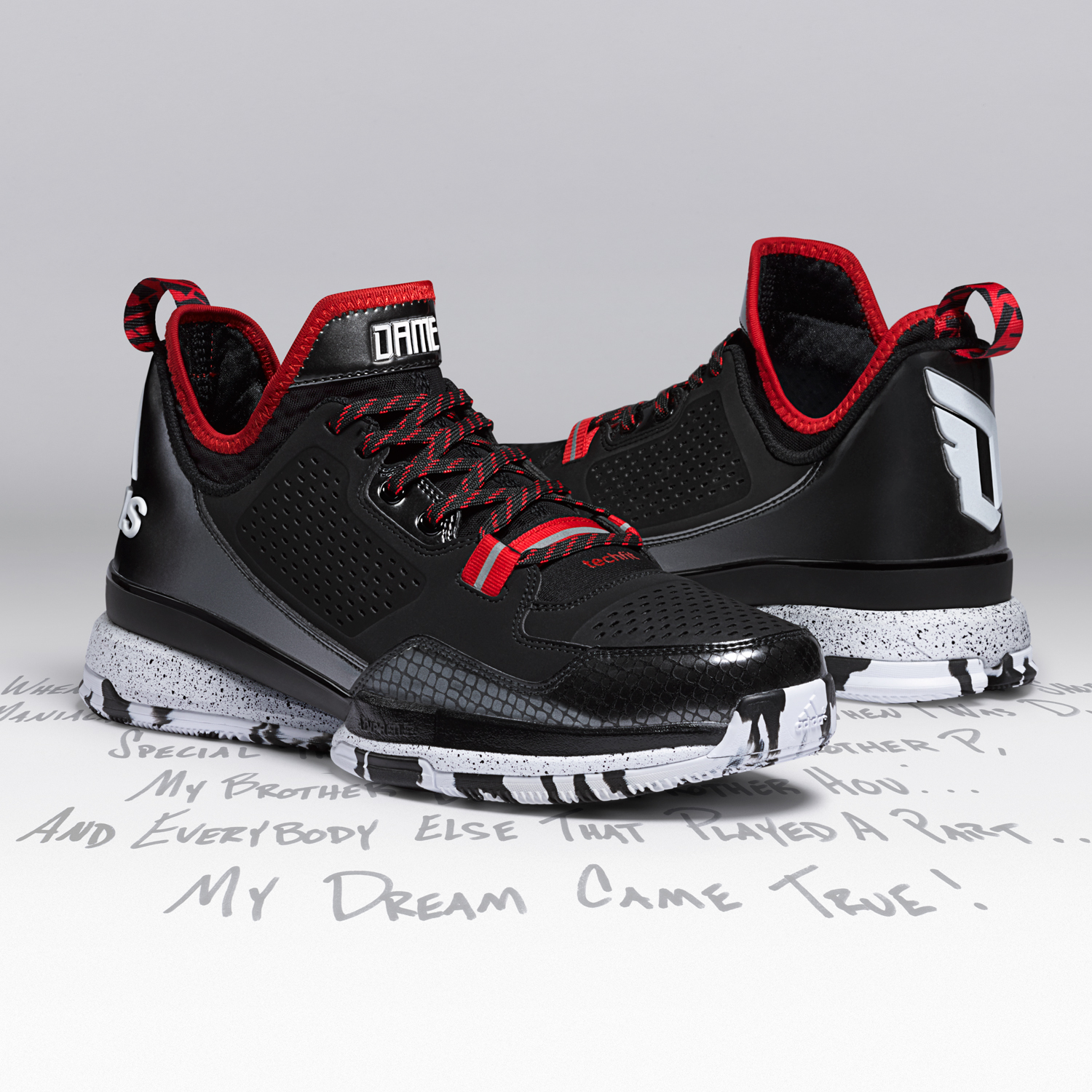 D Lillard 1 Rip City D68974 Square