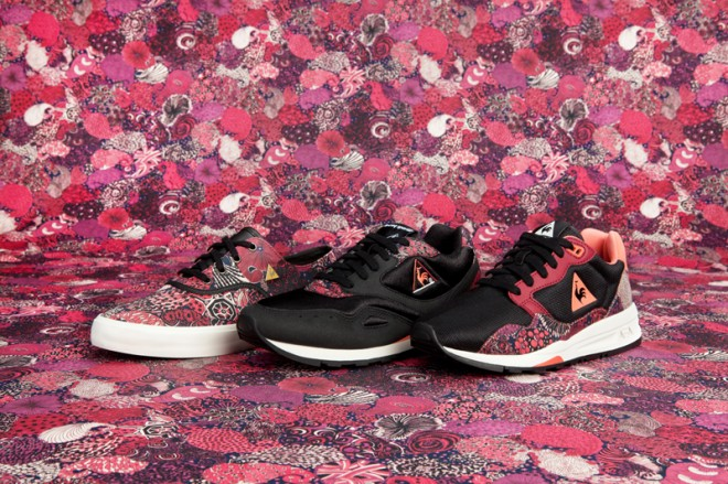 Le Coq Sportif X Liberty midnight pack