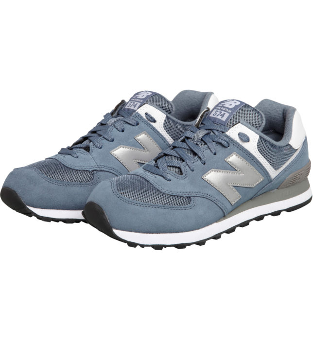 New Balance Running WL574 Bleu