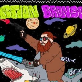 Actin Crazy, le nouveau titre du rappeur Action Bronson