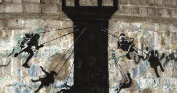 Banksy-Street-Art-Gaza-2015