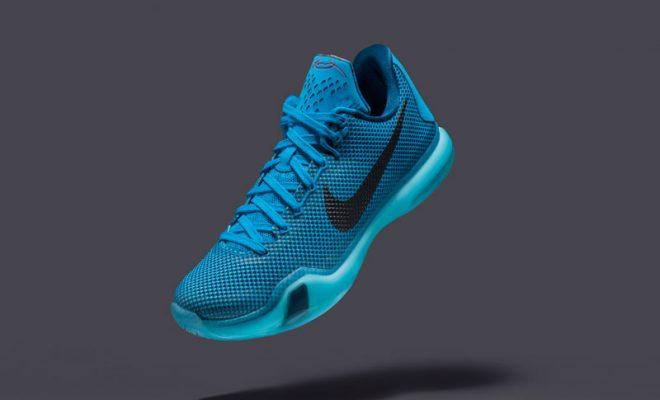 Nike dévoile la Kobe X la nouvelle chaussure de Kobe Bryant
