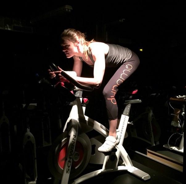 Dynamo Cycling Paris Lucile Woodward