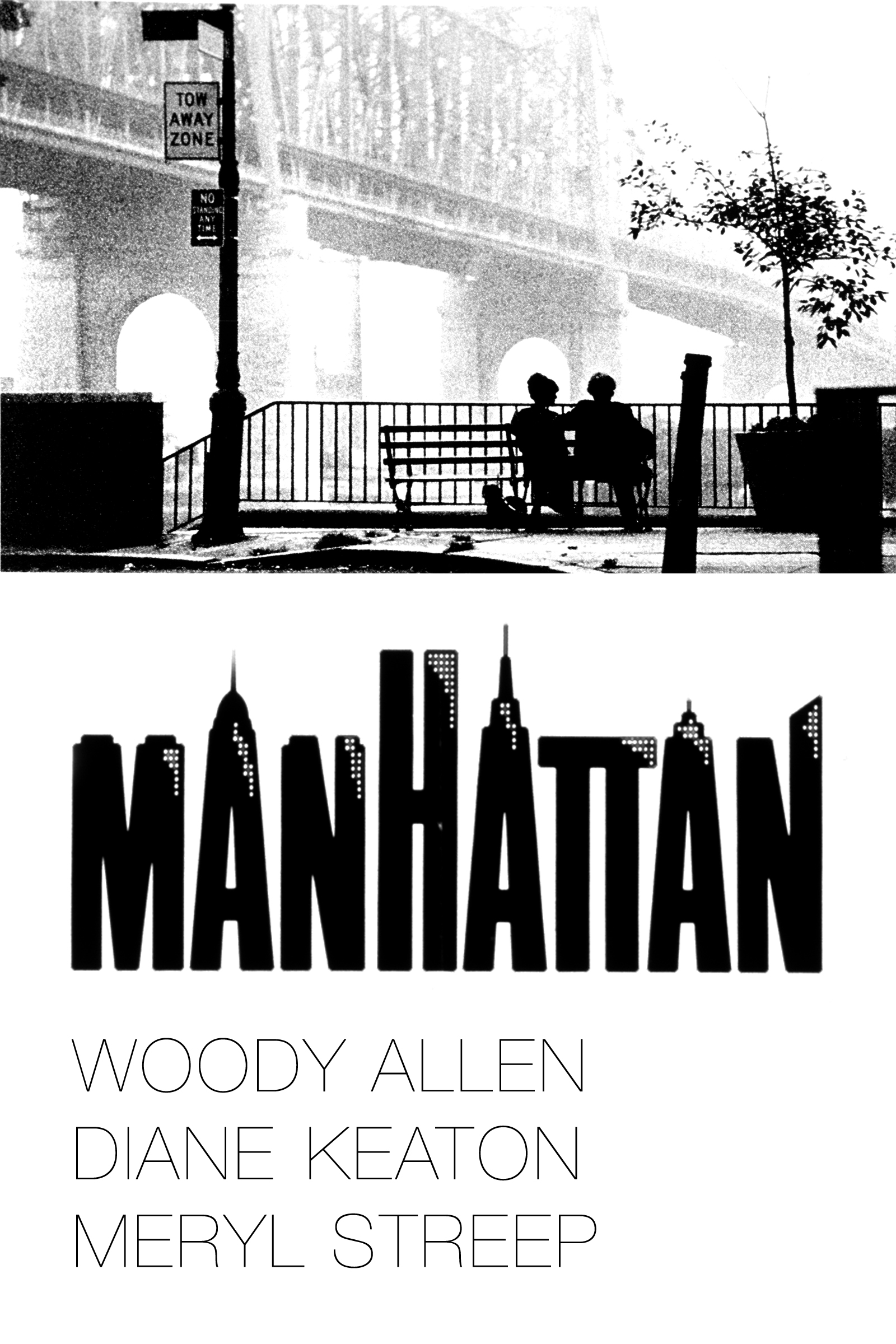 Manhattan de Woody Allen