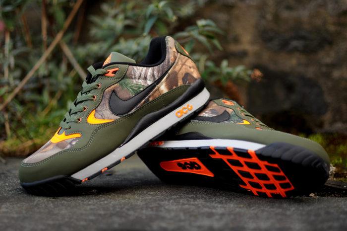 Nike Air ACG Quickstrike Wildwood Realtree
