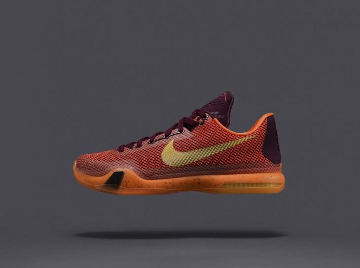 Nike Kobe X silk