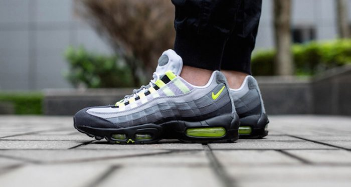 Nike Air Max 95 OG Patch Series