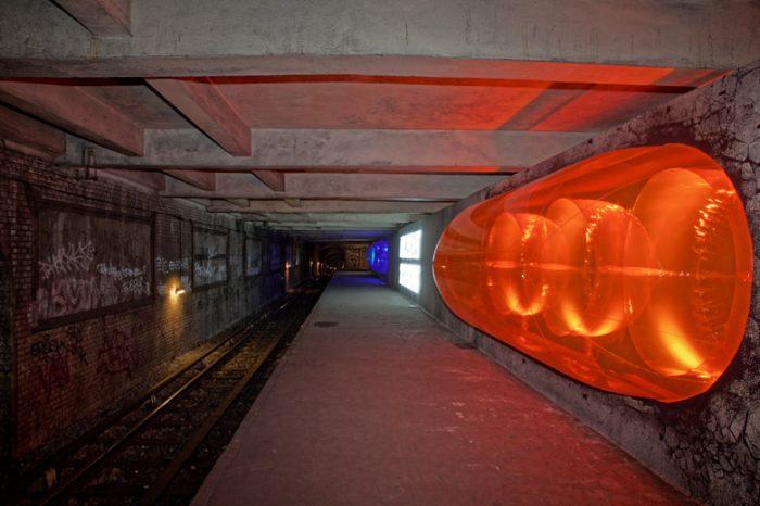 Une Station de métro phantome pour le Air Max Day