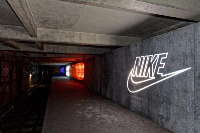 Une station de métro à Paris dédiée à Nike Air Max