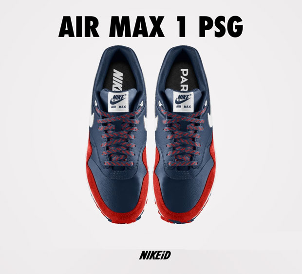 Chaussure Air Max 1 Paris Saint Germain