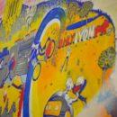 Jonnystyle a la galerie-Slika lyon