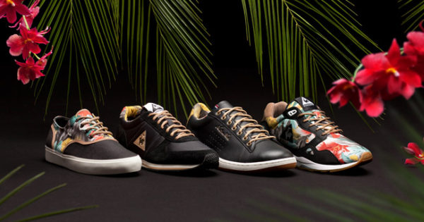 Le Coq Sportif Tropical Pack