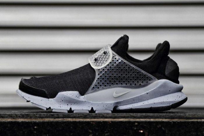 Nike X Fragment Design Sock Dart SP Oreo
