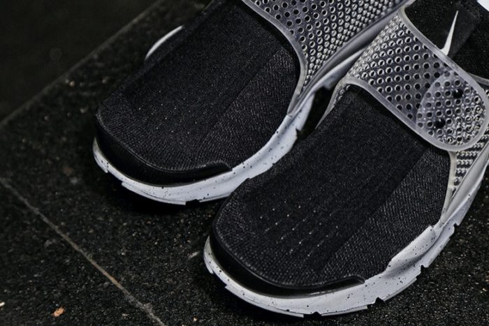 chaussure Nike X Fragment Design Sock Dart SP Oreo