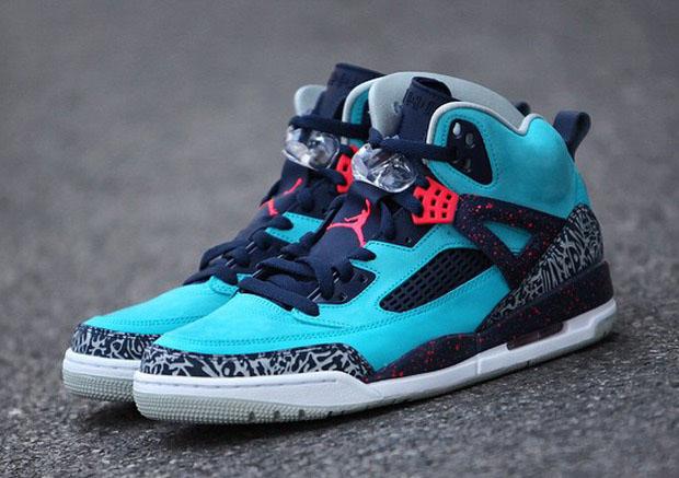 """Air Jordan Spizike """"Turquoise"""""""
