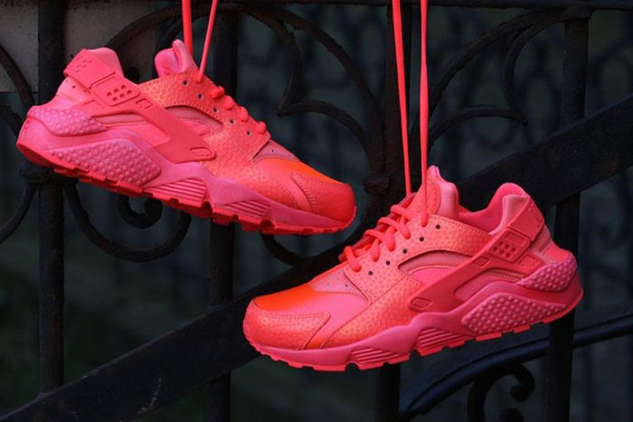"Nike wmns Air Huarache Run Prm ""Hot Lava"""